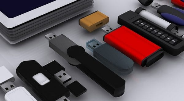 USB Rubber & Plastic Series