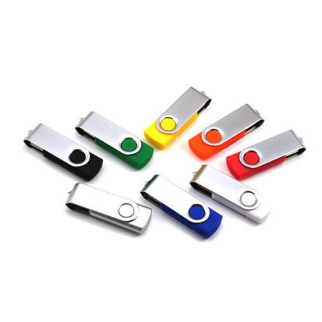 Rubber & Plastic USBs