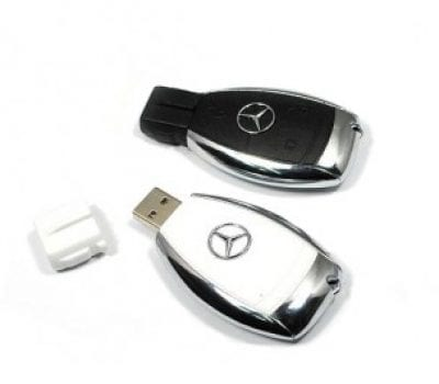 Mercedes Key Fob USB