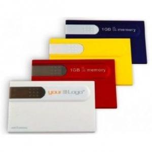 Retractable Head USB Credit Card