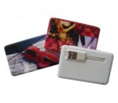 Promotional Compact USB card