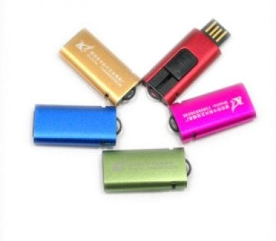 logo customised usb
