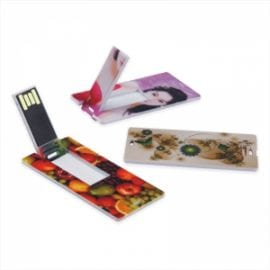 Keyring attachment Promotional USB credit card