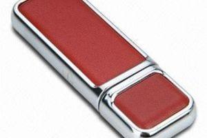 Premium Leather USB