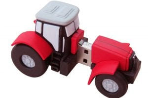 Tractor Flash Drive