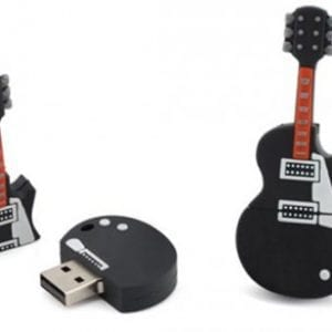 custom USB flash drive guitar