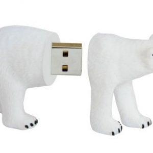 Polar Bear USB Flash Drive