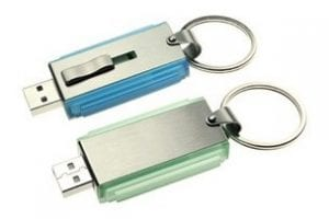 Retractable Pop-Out USB