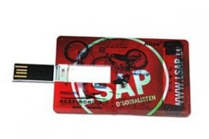 pop out usb credit card