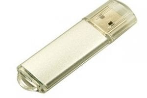 Stylish Metal USB with Cap