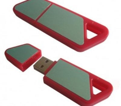 Funky Retro Metal USB