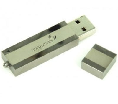 Two Tone Metal USB