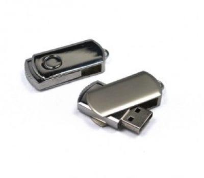 mini metal swivel usb