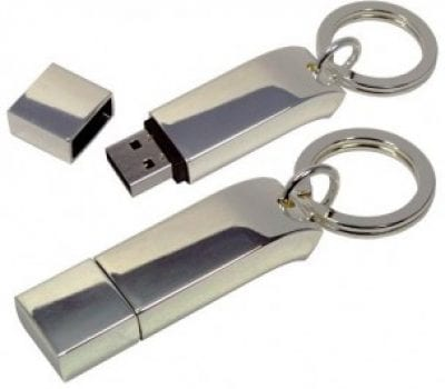 Robust Metallic USB