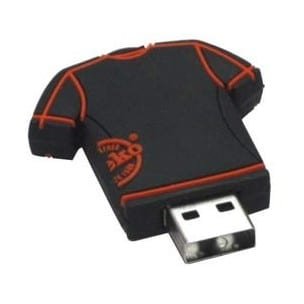 Custom T-Shirt USB Flash Drive