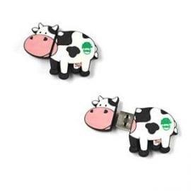 Cute Cow USB Flash Drive