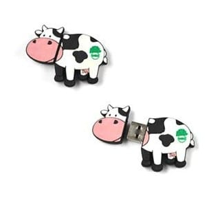 Cute Cow USB Flash Drive
