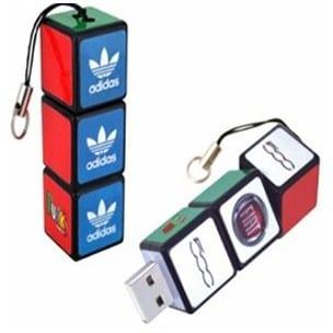 Rubix Cube USB