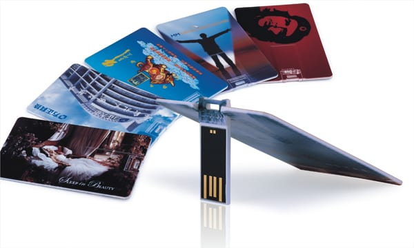 USB Credit Card Series