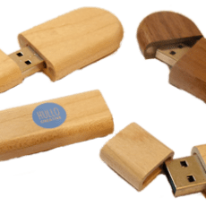 Environmentally friendly USB products for work and home