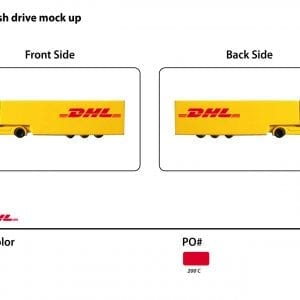 DHL collaborates with Flash UK