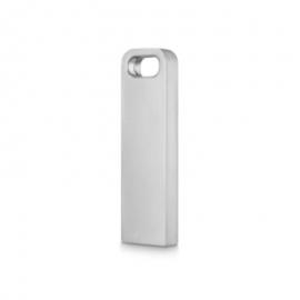 Round Metallic USB