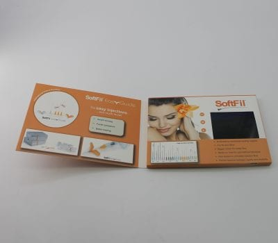 2.8-Inch Video Brochure