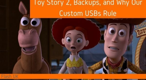 Custom USB Backups