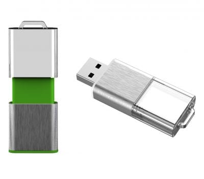 Pump Action USB