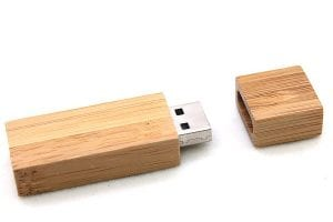 USB Wooden Series