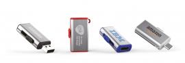 Combo Metal USB
