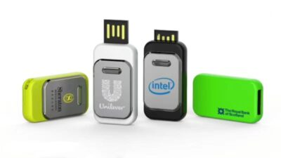 Mini Retractable USB