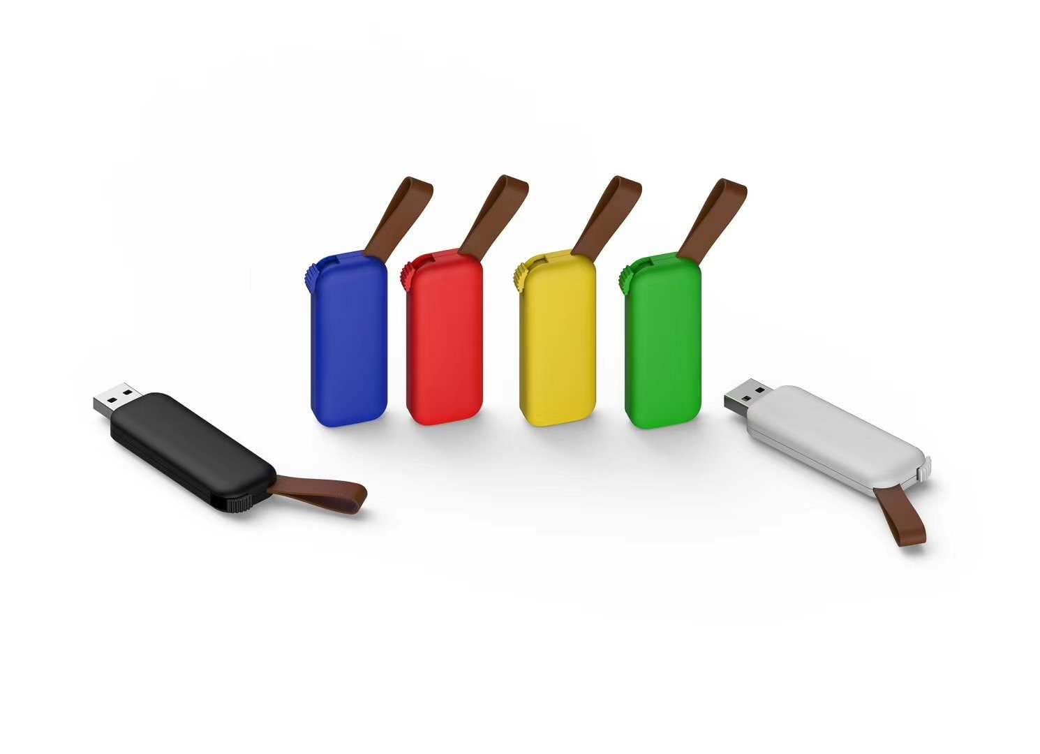 custom usb range of cool colours
